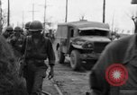 Image of General Mudge and troops of U.S. 1st Cavalry Division Manila Philippines, 1945, second 43 stock footage video 65675071953