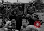 Image of General Mudge and troops of U.S. 1st Cavalry Division Manila Philippines, 1945, second 46 stock footage video 65675071953