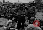 Image of General Mudge and troops of U.S. 1st Cavalry Division Manila Philippines, 1945, second 48 stock footage video 65675071953