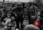 Image of General Mudge and troops of U.S. 1st Cavalry Division Manila Philippines, 1945, second 52 stock footage video 65675071953