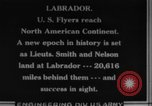 Image of Douglas World Cruiser North America, 1924, second 1 stock footage video 65675071967
