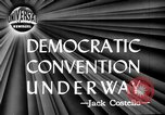 Image of Democratic National Convention Chicago Illinois USA, 1944, second 4 stock footage video 65675071973