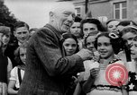 Image of independence celebrations Europe, 1944, second 19 stock footage video 65675071977