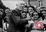 Image of independence celebrations Europe, 1944, second 20 stock footage video 65675071977