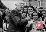 Image of independence celebrations Europe, 1944, second 22 stock footage video 65675071977