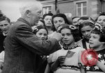 Image of independence celebrations Europe, 1944, second 38 stock footage video 65675071977