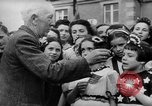 Image of independence celebrations Europe, 1944, second 39 stock footage video 65675071977