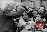 Image of independence celebrations Europe, 1944, second 40 stock footage video 65675071977