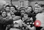 Image of independence celebrations Europe, 1944, second 47 stock footage video 65675071977