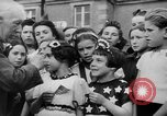 Image of independence celebrations Europe, 1944, second 48 stock footage video 65675071977
