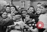 Image of independence celebrations Europe, 1944, second 49 stock footage video 65675071977