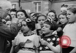 Image of independence celebrations Europe, 1944, second 51 stock footage video 65675071977
