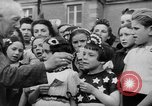 Image of independence celebrations Europe, 1944, second 52 stock footage video 65675071977