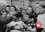 Image of independence celebrations Europe, 1944, second 53 stock footage video 65675071977