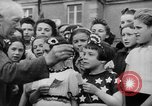 Image of independence celebrations Europe, 1944, second 54 stock footage video 65675071977