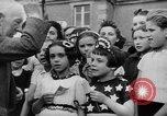 Image of independence celebrations Europe, 1944, second 55 stock footage video 65675071977