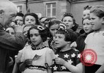 Image of independence celebrations Europe, 1944, second 56 stock footage video 65675071977