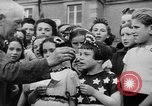 Image of independence celebrations Europe, 1944, second 57 stock footage video 65675071977