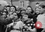 Image of independence celebrations Europe, 1944, second 59 stock footage video 65675071977