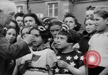 Image of independence celebrations Europe, 1944, second 60 stock footage video 65675071977