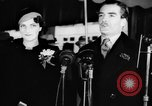 Image of Anthony Eden New York United States USA, 1938, second 10 stock footage video 65675071980