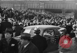 Image of American volunteers returning from Spanish Civil War New York City USA, 1938, second 18 stock footage video 65675071981