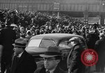 Image of American volunteers returning from Spanish Civil War New York City USA, 1938, second 20 stock footage video 65675071981