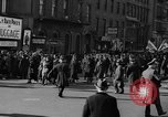 Image of American volunteers returning from Spanish Civil War New York City USA, 1938, second 25 stock footage video 65675071981