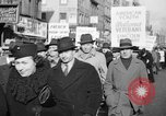 Image of American volunteers returning from Spanish Civil War New York City USA, 1938, second 27 stock footage video 65675071981