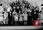 Image of Christmas Broadcast Washington DC USA, 1938, second 8 stock footage video 65675071983