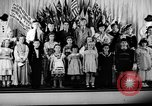 Image of Christmas Broadcast Washington DC USA, 1938, second 9 stock footage video 65675071983