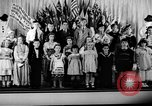 Image of Christmas Broadcast Washington DC USA, 1938, second 11 stock footage video 65675071983