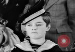 Image of Christmas Broadcast Washington DC USA, 1938, second 18 stock footage video 65675071983