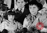 Image of Christmas Broadcast Washington DC USA, 1938, second 22 stock footage video 65675071983