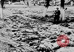 Image of mass burial Ukraine, 1944, second 13 stock footage video 65675071994