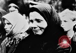 Image of mass burial Ukraine, 1944, second 17 stock footage video 65675071994