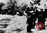Image of mass burial Ukraine, 1944, second 33 stock footage video 65675071994