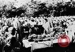 Image of mass burial Ukraine, 1944, second 57 stock footage video 65675071994