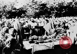 Image of mass burial Ukraine, 1944, second 58 stock footage video 65675071994