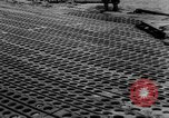 Image of Normandy beachhead filled with reinforcement troops and equipment France, 1944, second 53 stock footage video 65675072013
