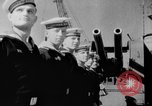 Image of Soviet cruiser Soviet Union, 1943, second 23 stock footage video 65675072023