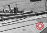 Image of Soviet cruiser Soviet Union, 1943, second 25 stock footage video 65675072023