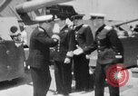 Image of Soviet cruiser Soviet Union, 1943, second 34 stock footage video 65675072023