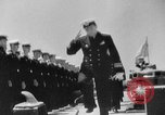 Image of Soviet cruiser Soviet Union, 1943, second 43 stock footage video 65675072023