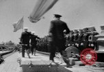 Image of Soviet cruiser Soviet Union, 1943, second 52 stock footage video 65675072023