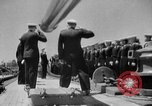 Image of Soviet cruiser Soviet Union, 1943, second 57 stock footage video 65675072023