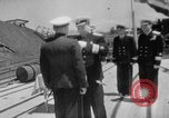 Image of Soviet cruiser Soviet Union, 1943, second 61 stock footage video 65675072023