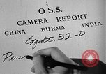 Image of Office of Strategic Services Burma, 1944, second 14 stock footage video 65675072040