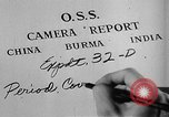 Image of Office of Strategic Services Burma, 1944, second 17 stock footage video 65675072040