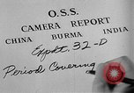 Image of Office of Strategic Services Burma, 1944, second 19 stock footage video 65675072040